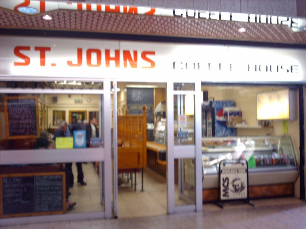 St Johns Coffee House
