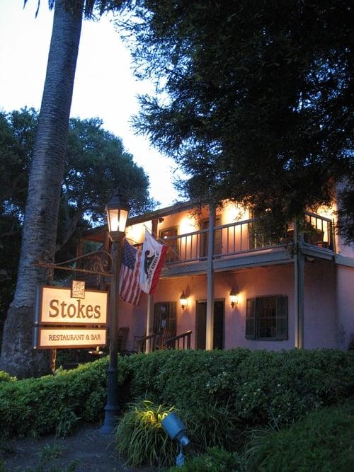 Stokes Restaurant Bar CLOSED Reviews American New - Car sign with namescasanova locksmith san mateo in san mateo ca casanova