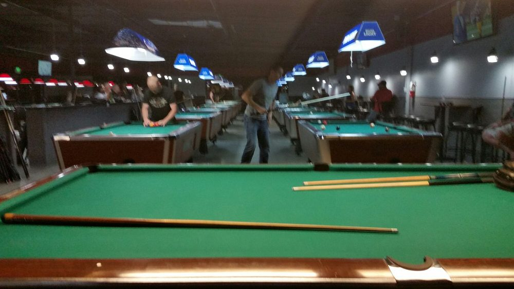 Some Of Their Tables Bar Boxes Long Pool Tables Long - How long is a pool table