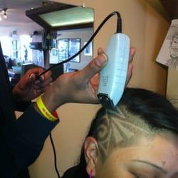 Ebony barbert sarenna Lee blowjob