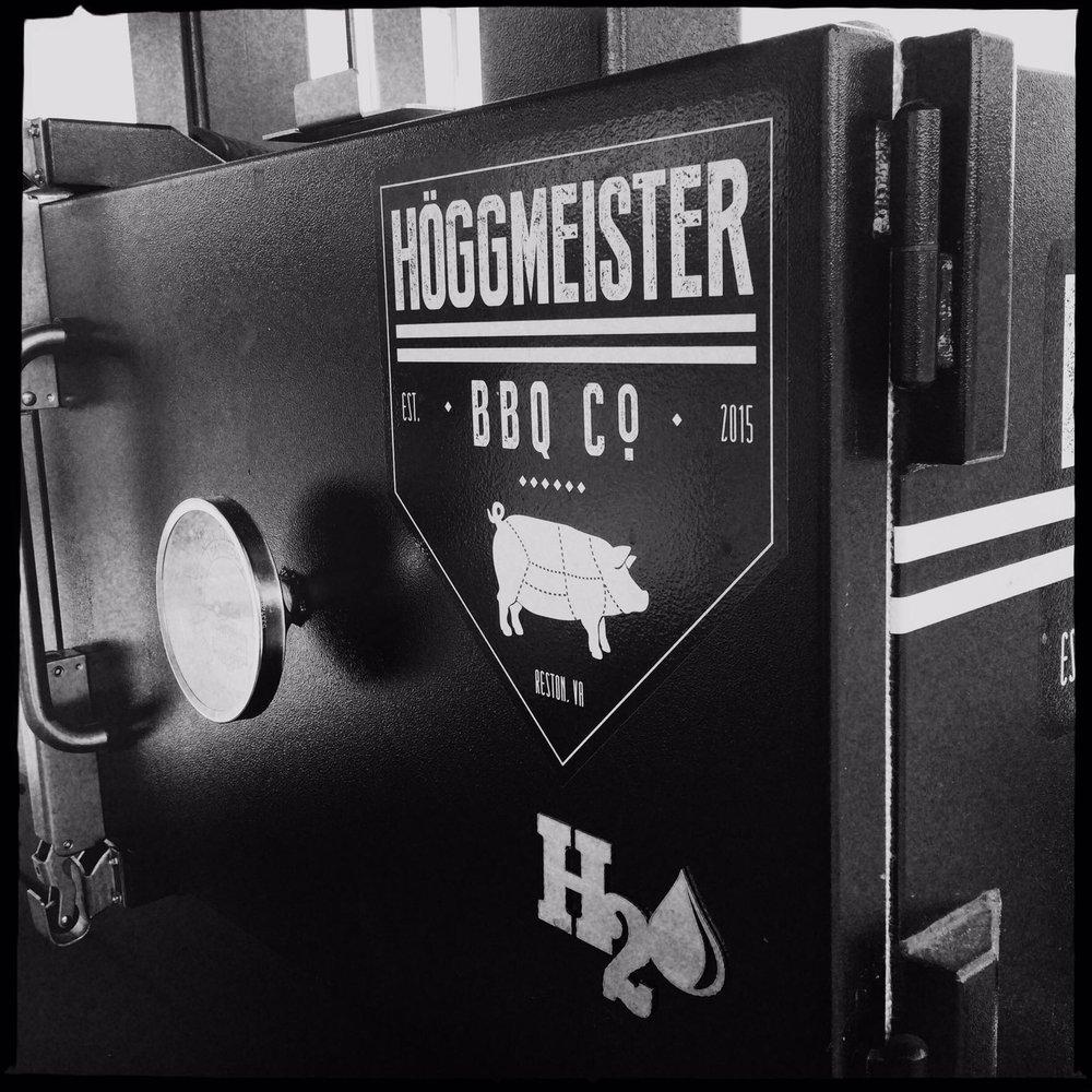 Hoggmeister BBQ Company: 10800 Barron Cameron Ave, Reston, VA