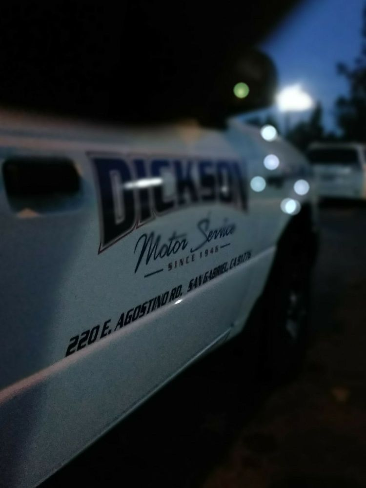 Towing business in East San Gabriel, CA