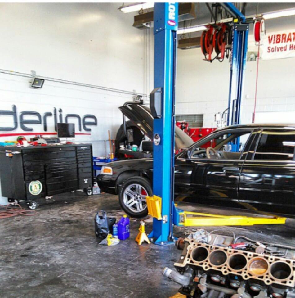 borderline automotive service center - closed - 19 photos - auto