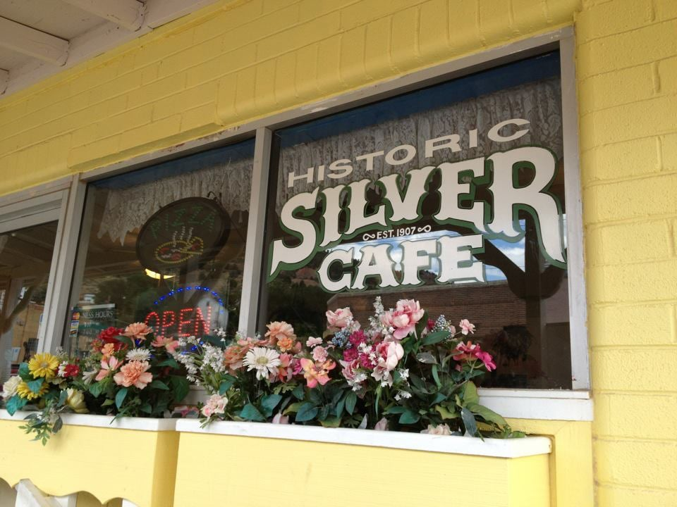 Historic Silver Cafe: 673 Main St, Pioche, NV
