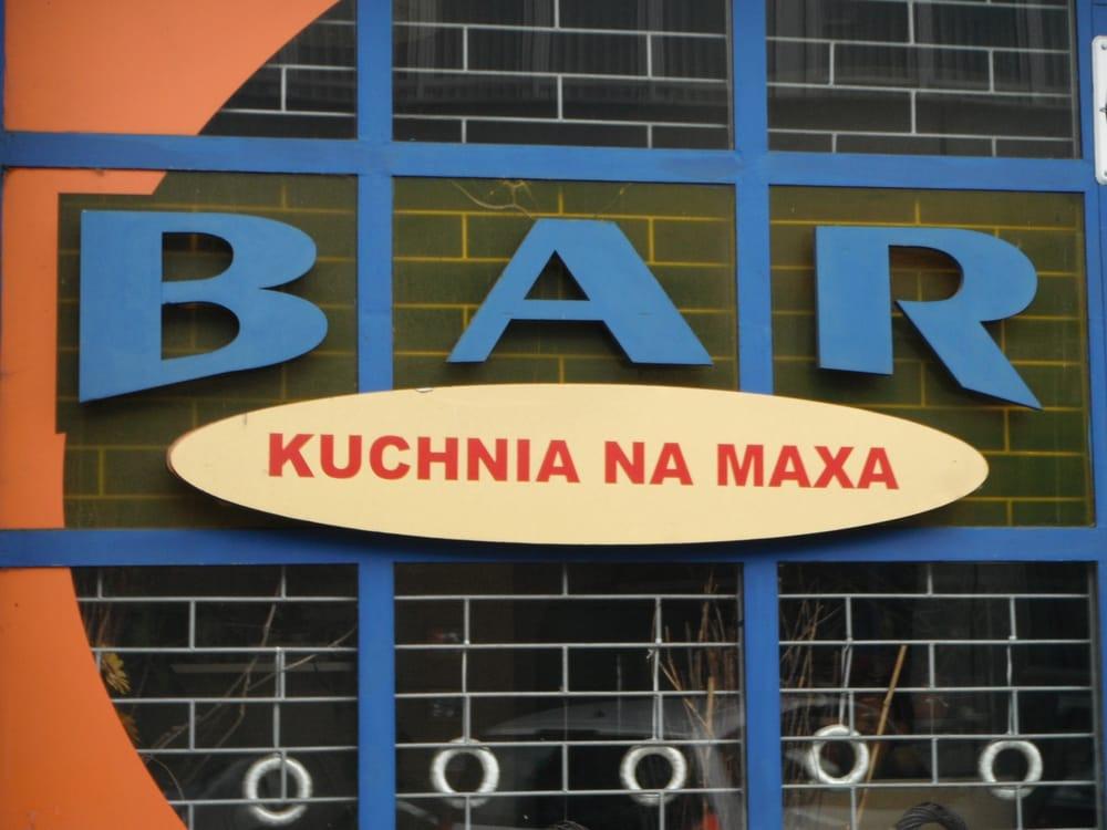 Bar Kuchnia Na Maxa Polska Os Centrum E 21 Nowa Huta