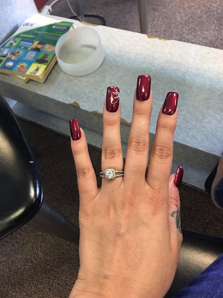 Hi Tek Nails: 1246 State Ave, Marysville, WA