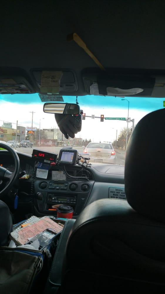 Checker Cab: 3215 Mountain View Dr, Anchorage, AK