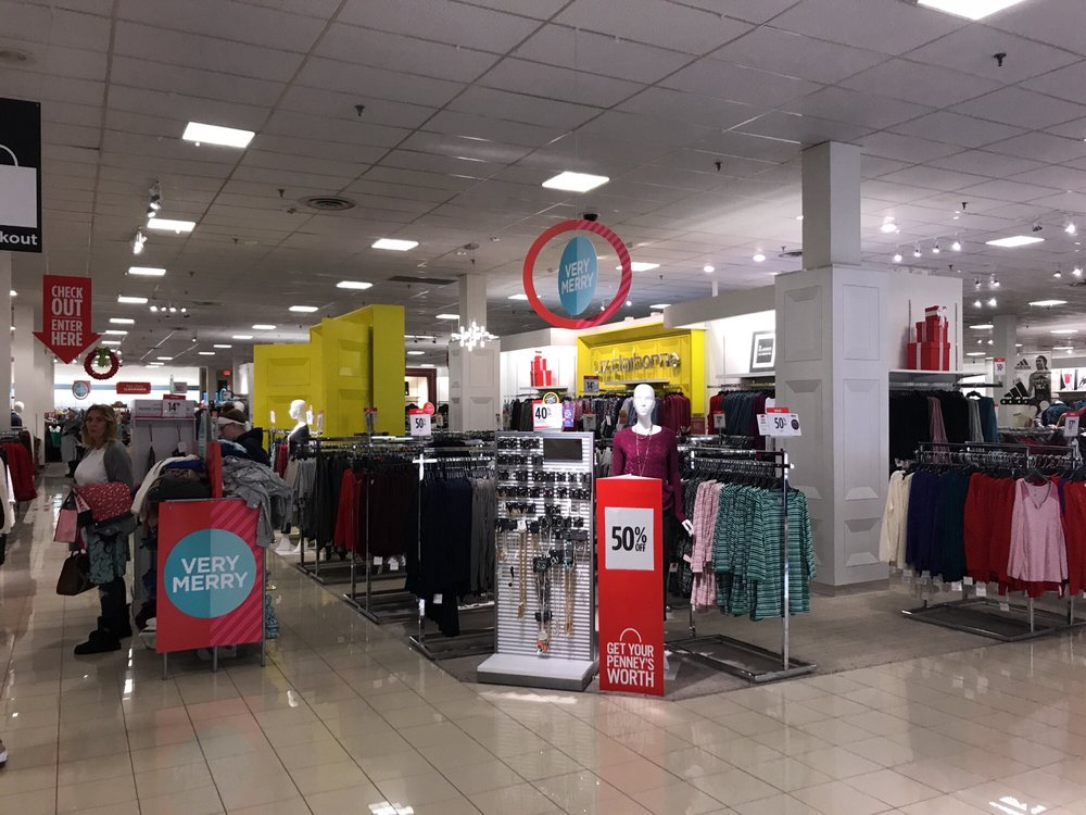 JCPenney: 34 Wyoming Valley Mall, Wilkes Barre, PA