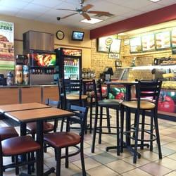 Photo Of Subway Kansas City Mo United States Dining Area
