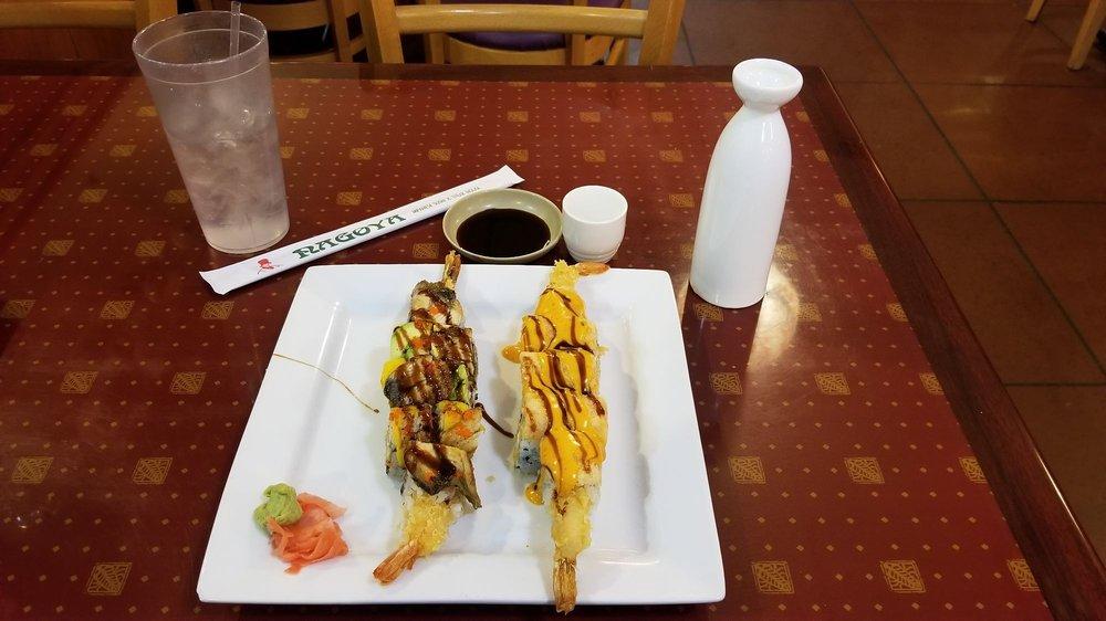 Nagoya Japanese Sushi & Steak House: 2260 N Perkins Rd, Stillwater, OK