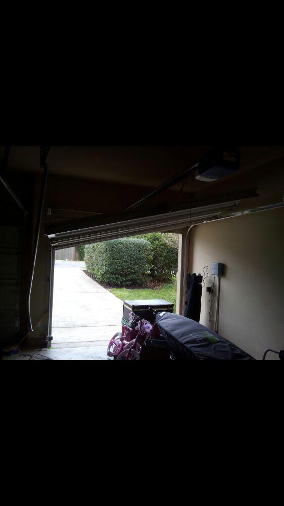 Garage Door Repairs: Marble Falls, TX