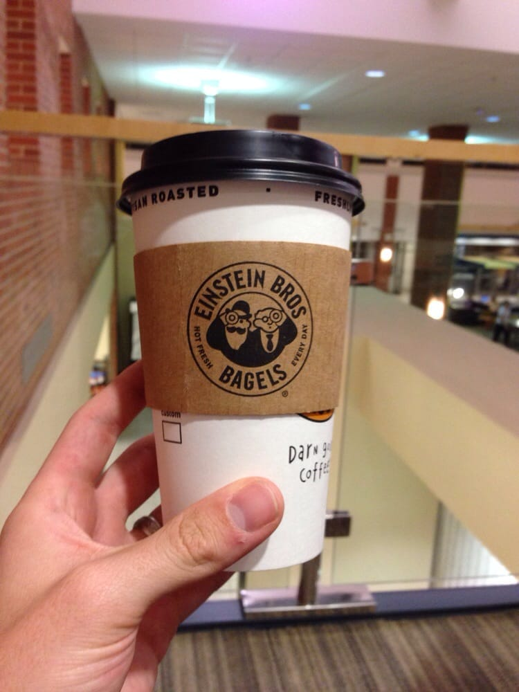 Social Spots from Einstein Bros Bagels