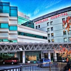 Highland Hospital Oakland Emergency Room Phone Number