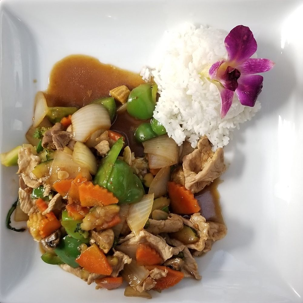 Thai Spice Cafe: 1460 Sadler Rd, Fernandina Beach, FL