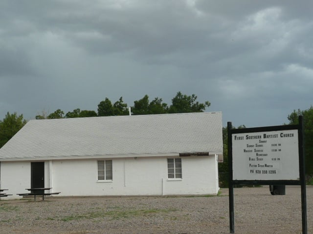 First Baptist Church of Duncan: 220 Main, Duncan, AZ