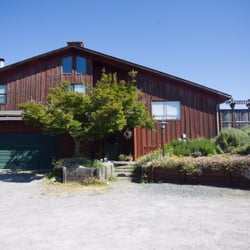 Photo Of Roundstone Farm Olema Ca United States The Front Entrance