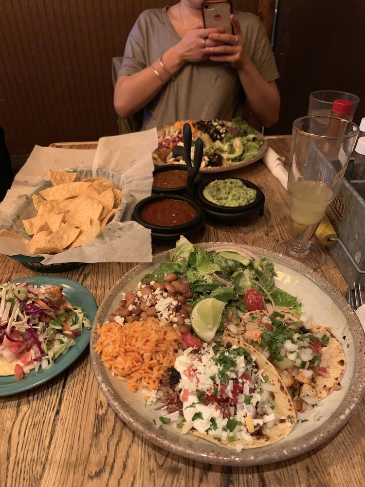 Food from Mission Cantina