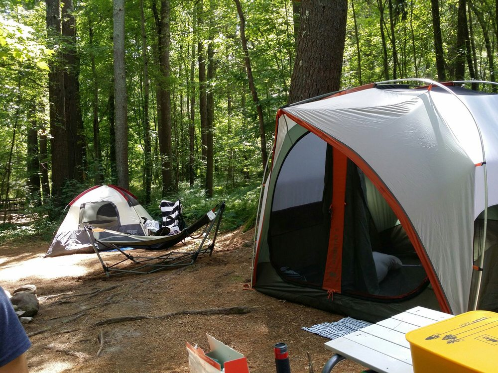 River Bend Campground & Canoe Sales: 41 Pond Street, Oneco, CT