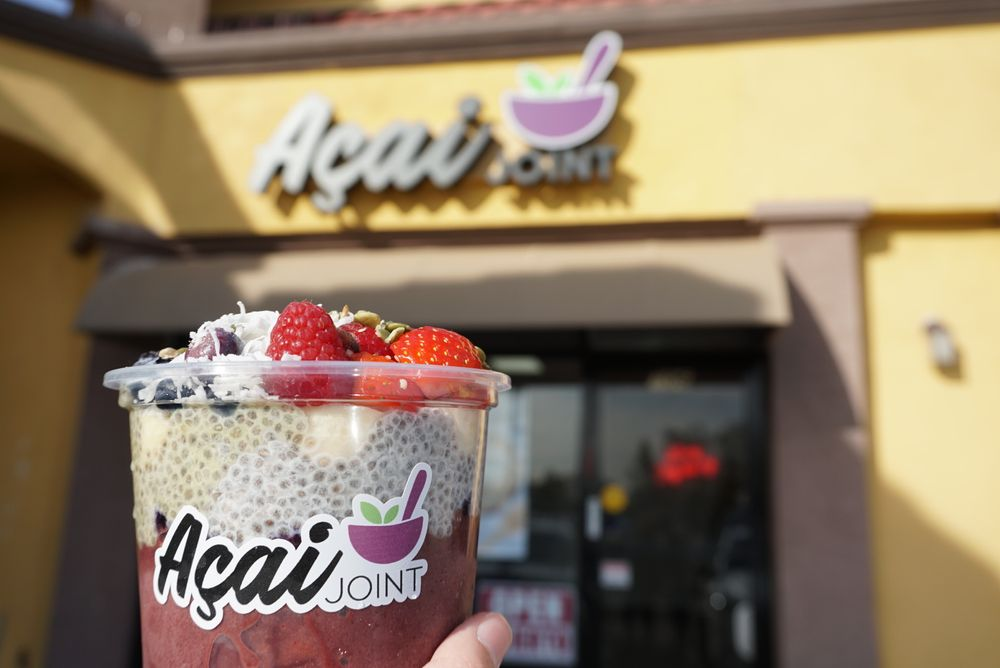 Acai Joint: 4303 Maine Ave, Baldwin Park, CA