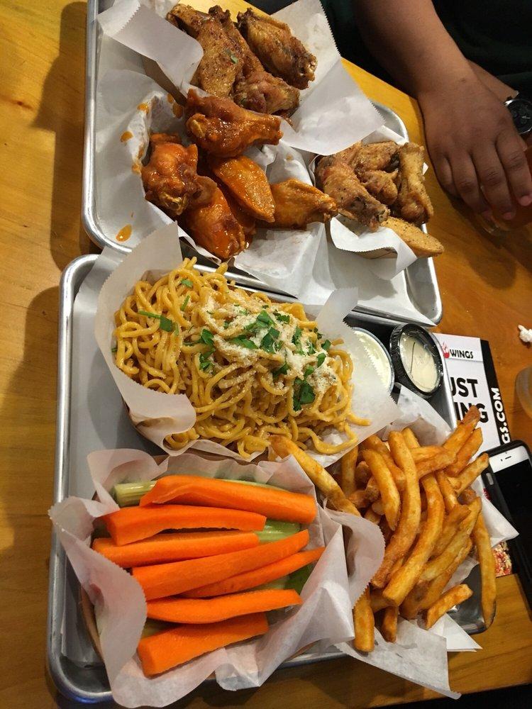 Food from Fire Wings - Lodi