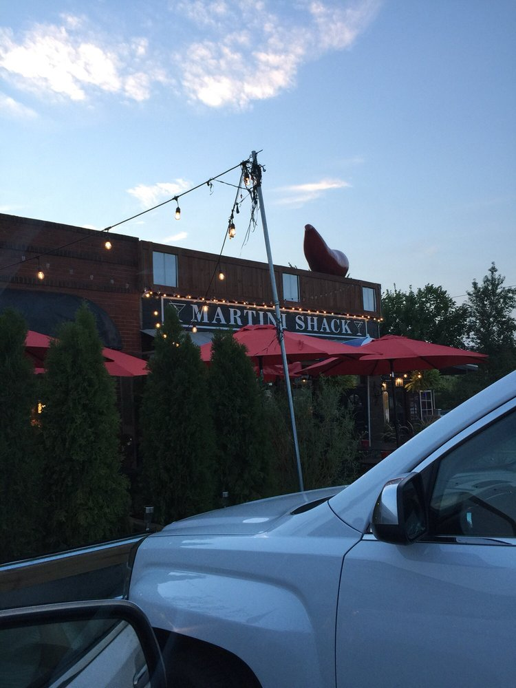 Martini Shack: 9316 MO-7, Blue Springs, MO