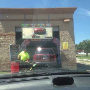 Drive Thru Car Wash Fort Worth