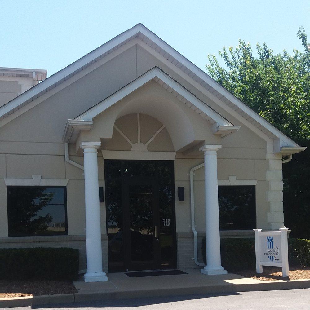 Koetting Eye Center: 113 Old State Rd, Ellisville, MO