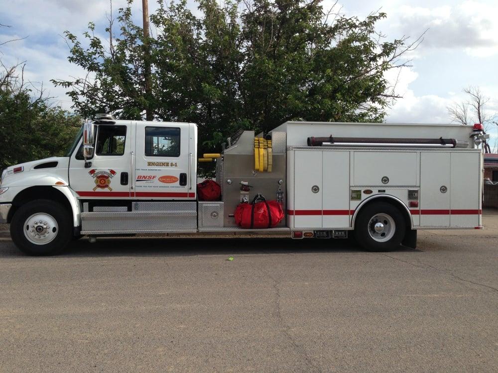 Belen Fire Dept: 607 Becker Ave, Belen, NM