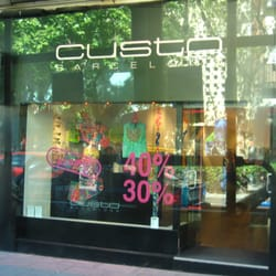 premium selection eeb50 2c92a Custo Barcelona - Abbigliamento - Princesa 57, Madrid ...