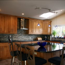 Photo of Alure Home Improvements   East Meadow  NY  United States  Kitchen  With  Kitchen With Center IslandAlure Home Improvements   108 Photos   54 Reviews   Contractors  . Allure Kitchen And Bath Long Island. Home Design Ideas