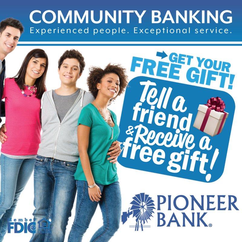 Pioneer Bank: 111 N Canal St, Carlsbad, NM