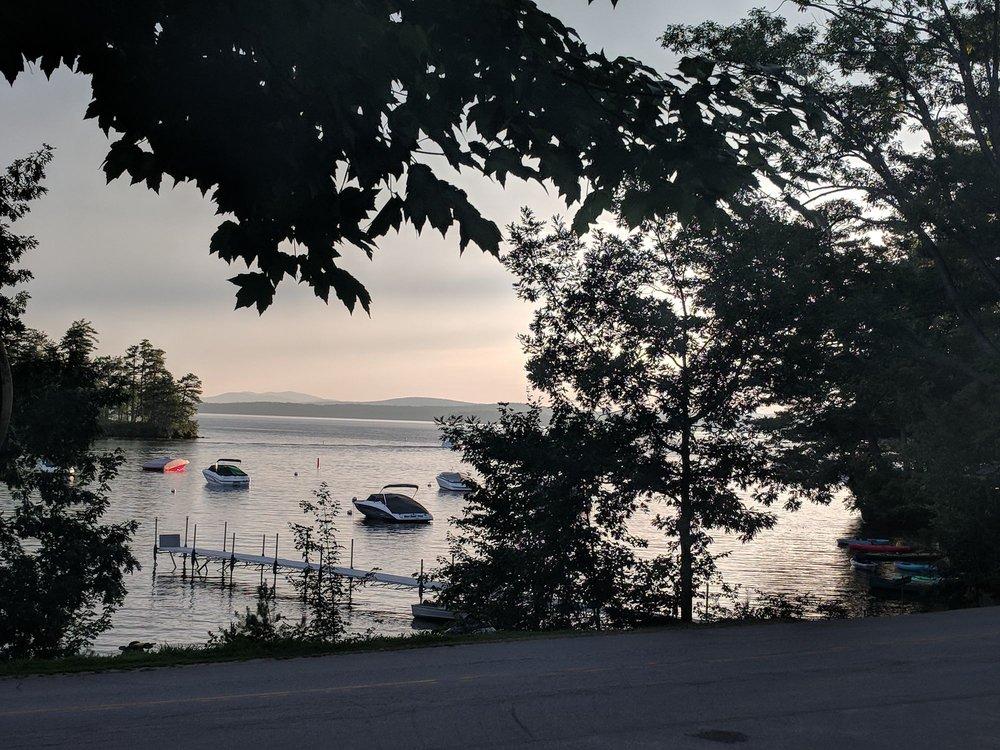 Long Island Bridge Campground: 29 Long Island Rd, Moultonborough, NH