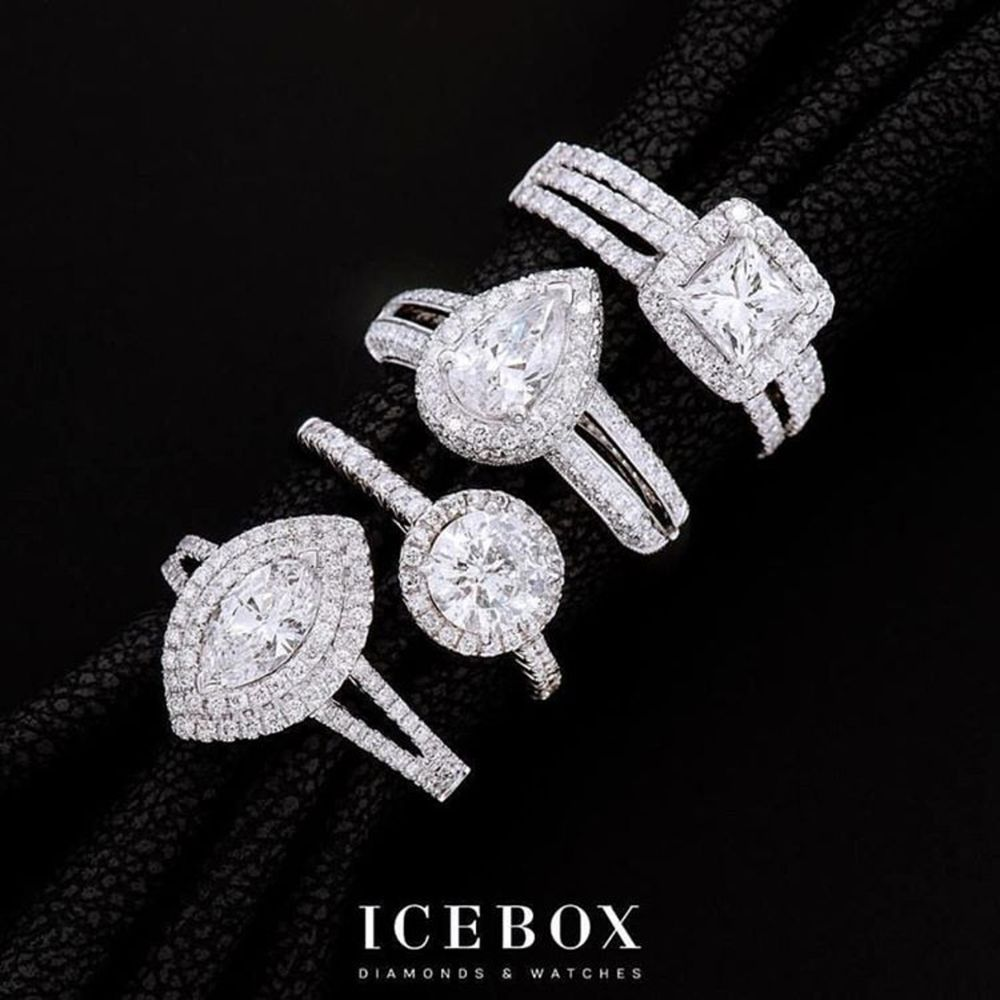 Photo Of Icebox Diamonds Watches Atlanta Ga United States A Beautiful