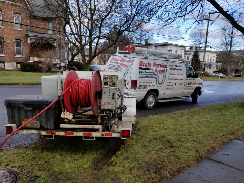 Drain Service Pros Plumbing Drain & Sewer Service: Otego, NY