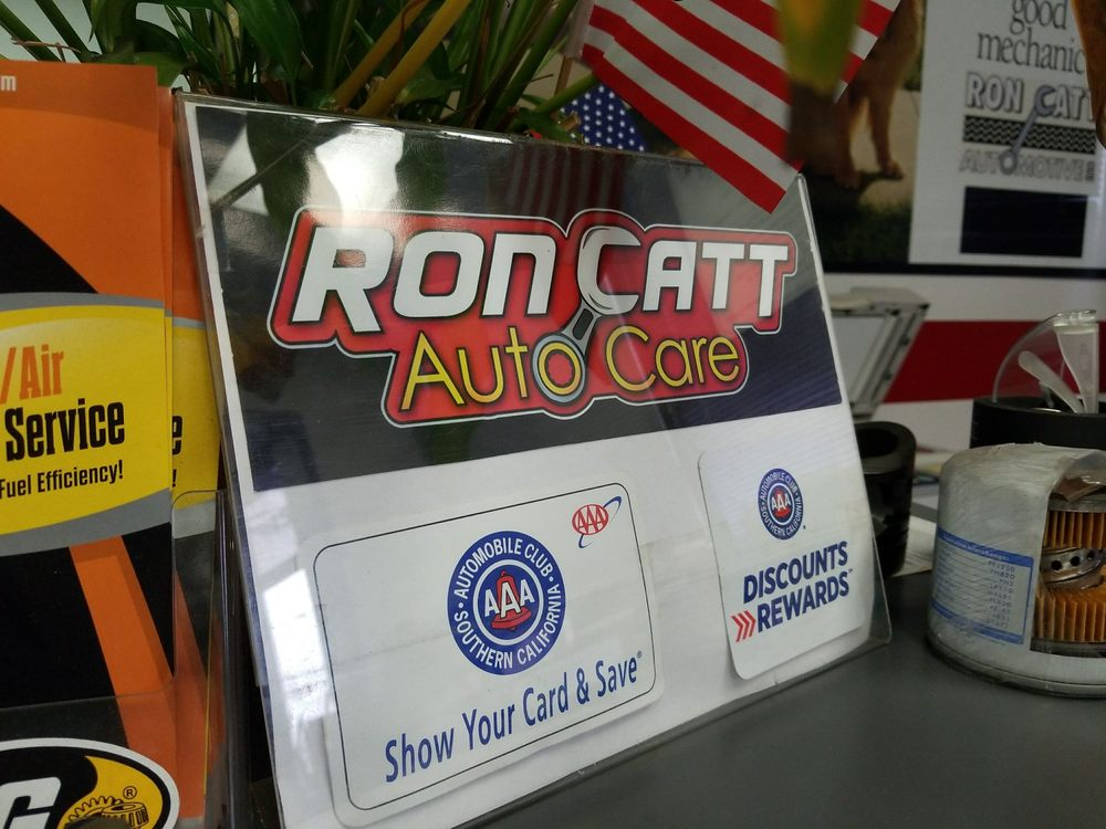 Ron Catt Auto Care - 15841 Chemical Ln, Huntington Beach, CA