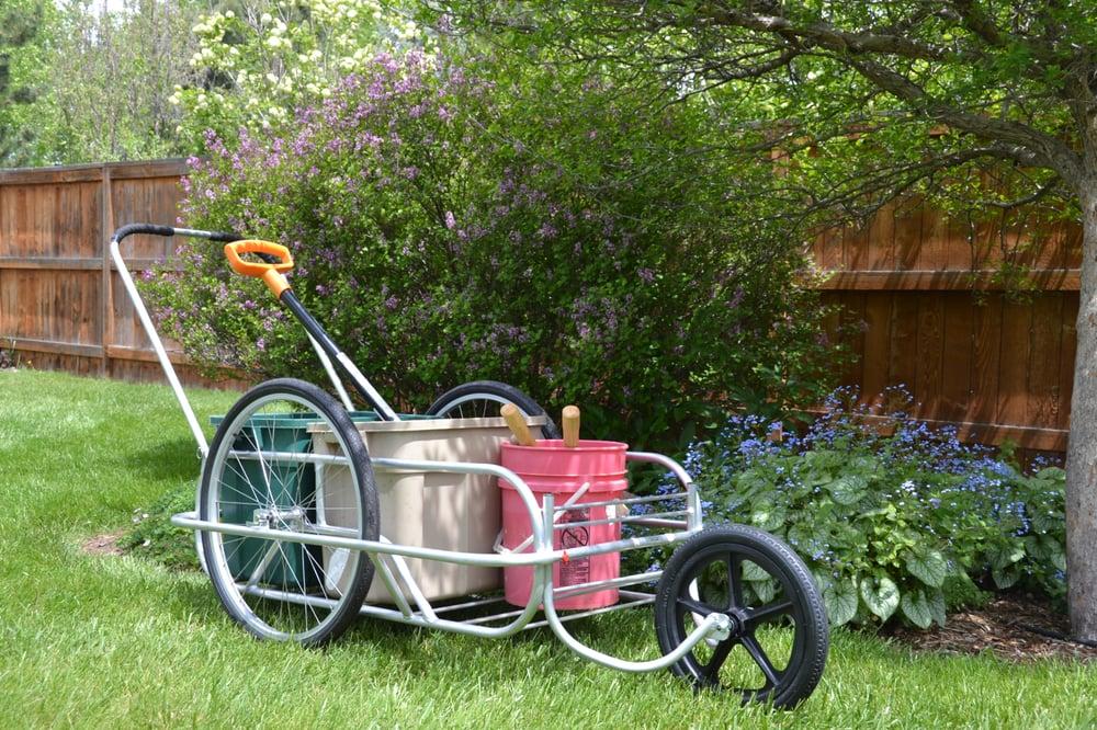 Cycletote Bicycle Trailers: 517 N Link Ln, Fort Collins, CO