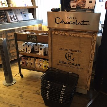 Hotel chocolat 93 photos 48 reviews chocolate chocolatiers photo of hotel chocolat london united kingdom negle Gallery
