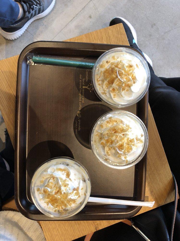 Starbucks Coffee Kyoto Sanjo Karasuma Building