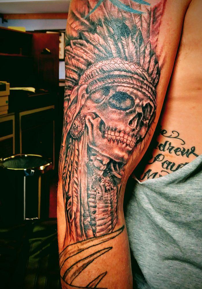 Happy Dragon Tattoo: 2638 S 14th St, Abilene, TX