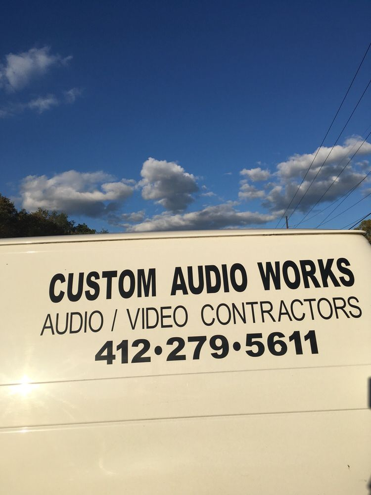 Custom Audio Works