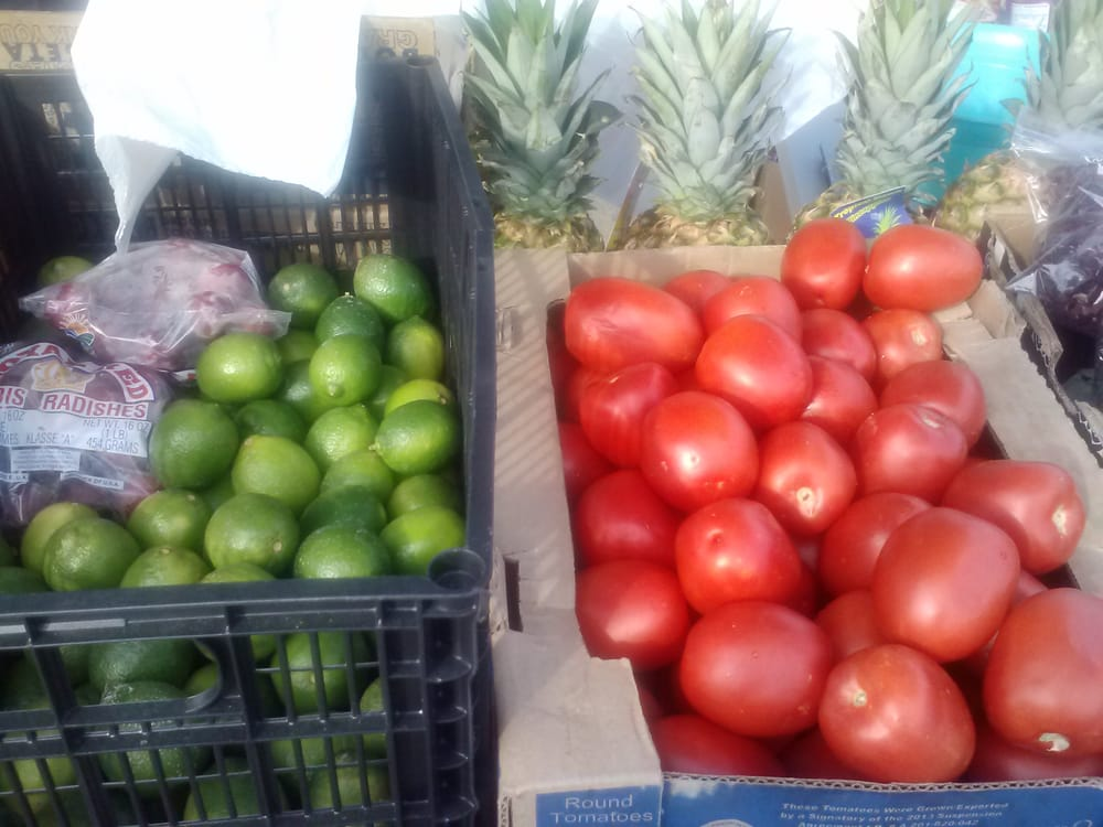 All Kinds Of Vegetables And Fruit Yelp
