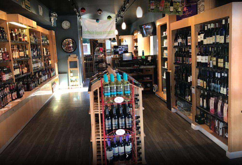 Northside Liquor Company: 9 Ontario St, Corning, NY