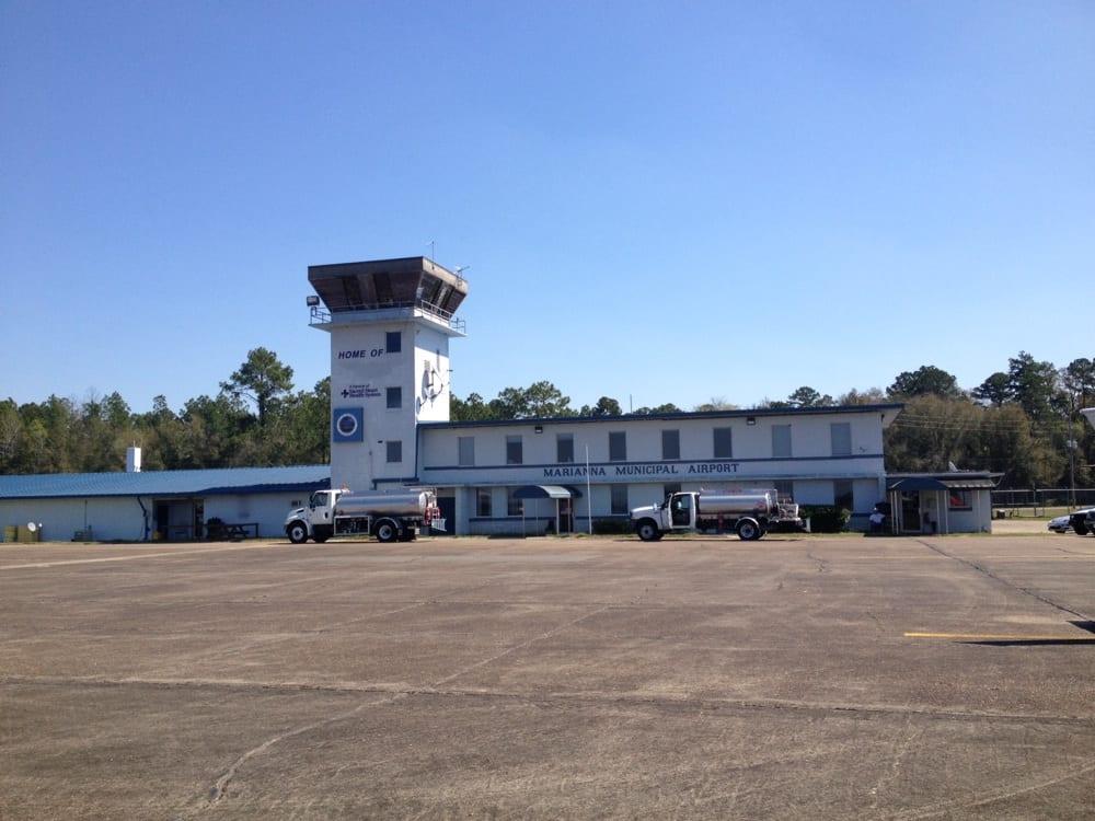 Marianna Municipal Airport: 3689 Industrial Park Dr, Marianna, FL