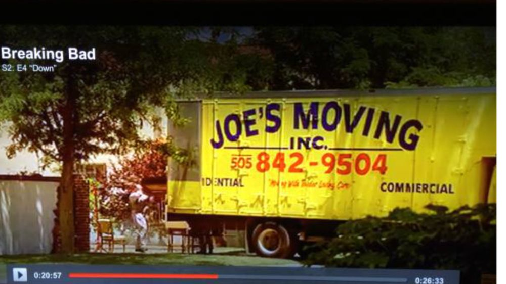 Joe's Moving