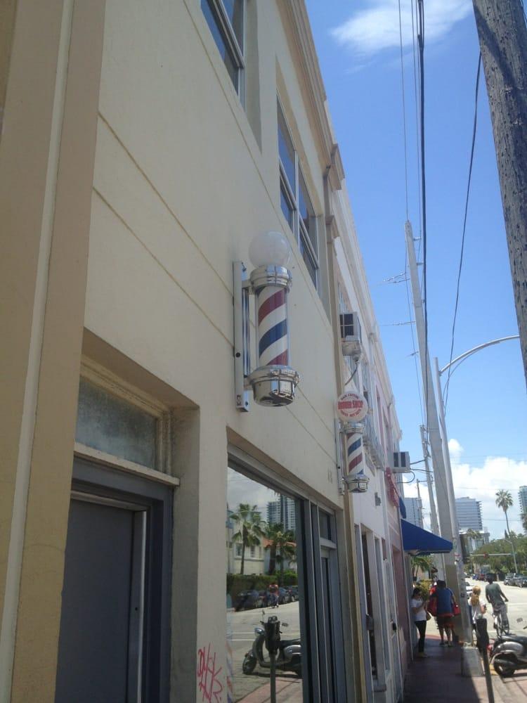 Barbershop Miami Beach Fl