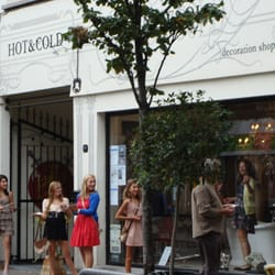 Hot & Cold - Woondecoraties - Kloosterstraat 66, Sint-Andries ...