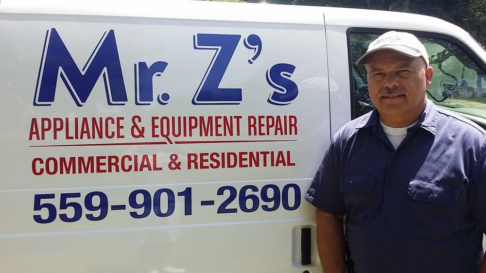Mr Z S Appliance Repair Appliances Amp Repair Visalia