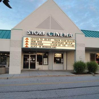 South york plaza cinemas 10 reviews cinema 214 for Franks theater york pa