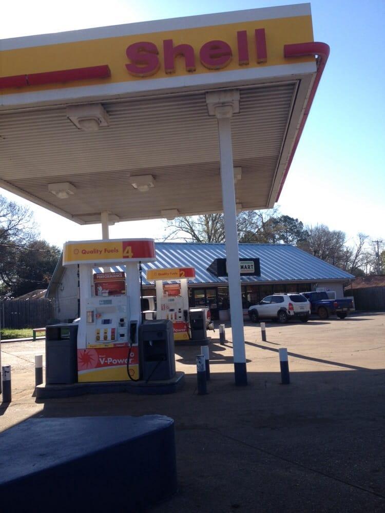 E-Z Mart 270: 201 Highway 1 N, Oil City, LA