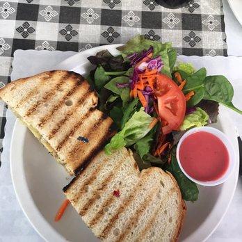 Toni Courtyard Cafe In Merced Ca